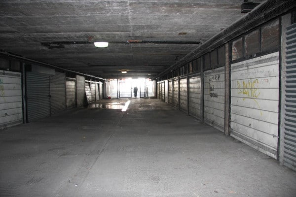 Hind Grove Garages