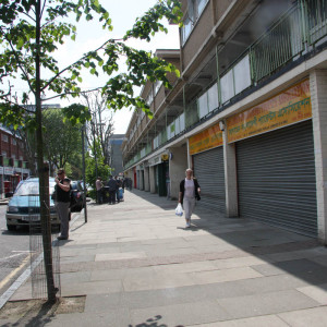 Retail Units (Aberfeldy)