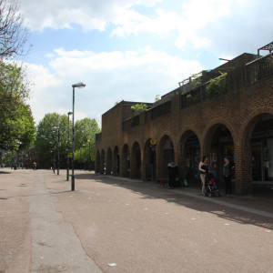 Stroudley Walk Open Space