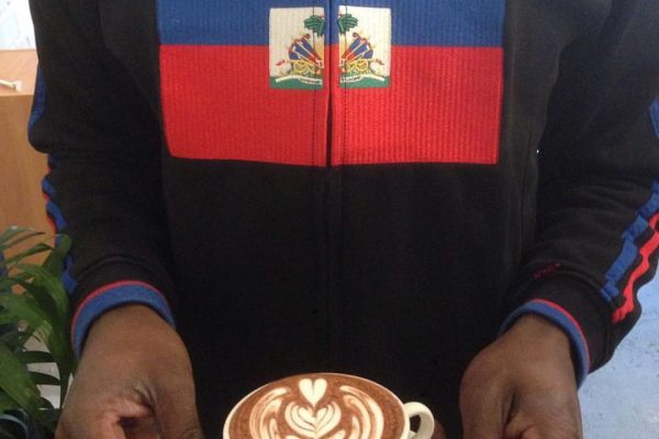 Delicious Haitian coffee