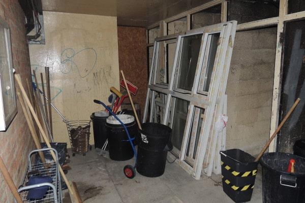 Colebrooke House Storage Units