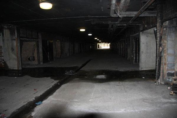 Canton Street Garages