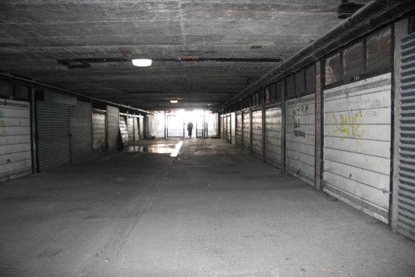 Hind Grove Garages