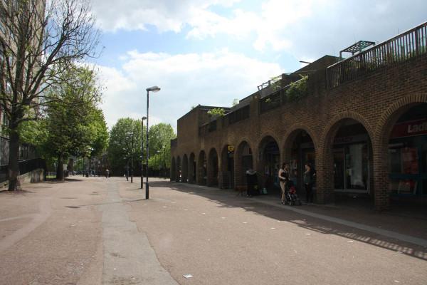 Stroudley Walk Open Space
